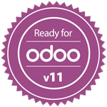 Odoo Badge v11