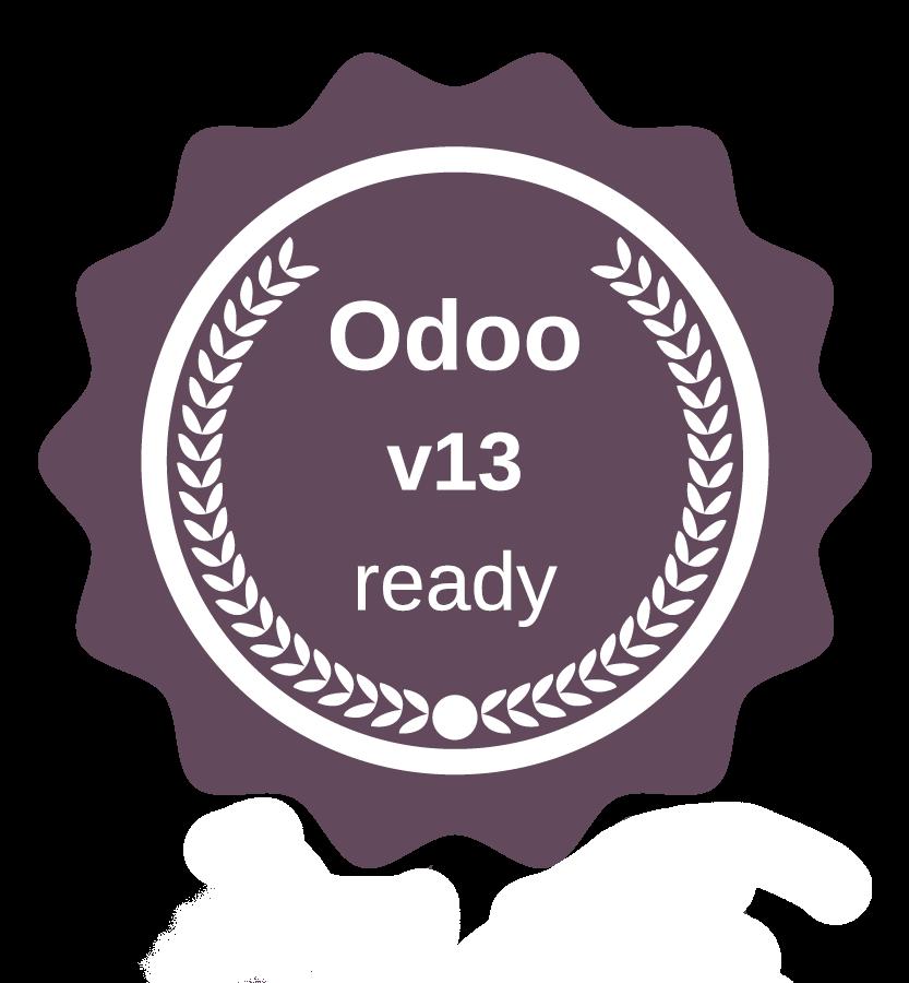 Odoo Badge v12