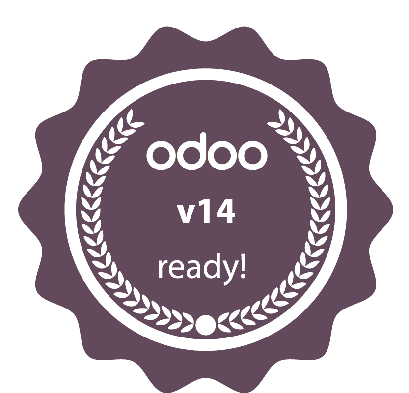 Odoo Badge v14